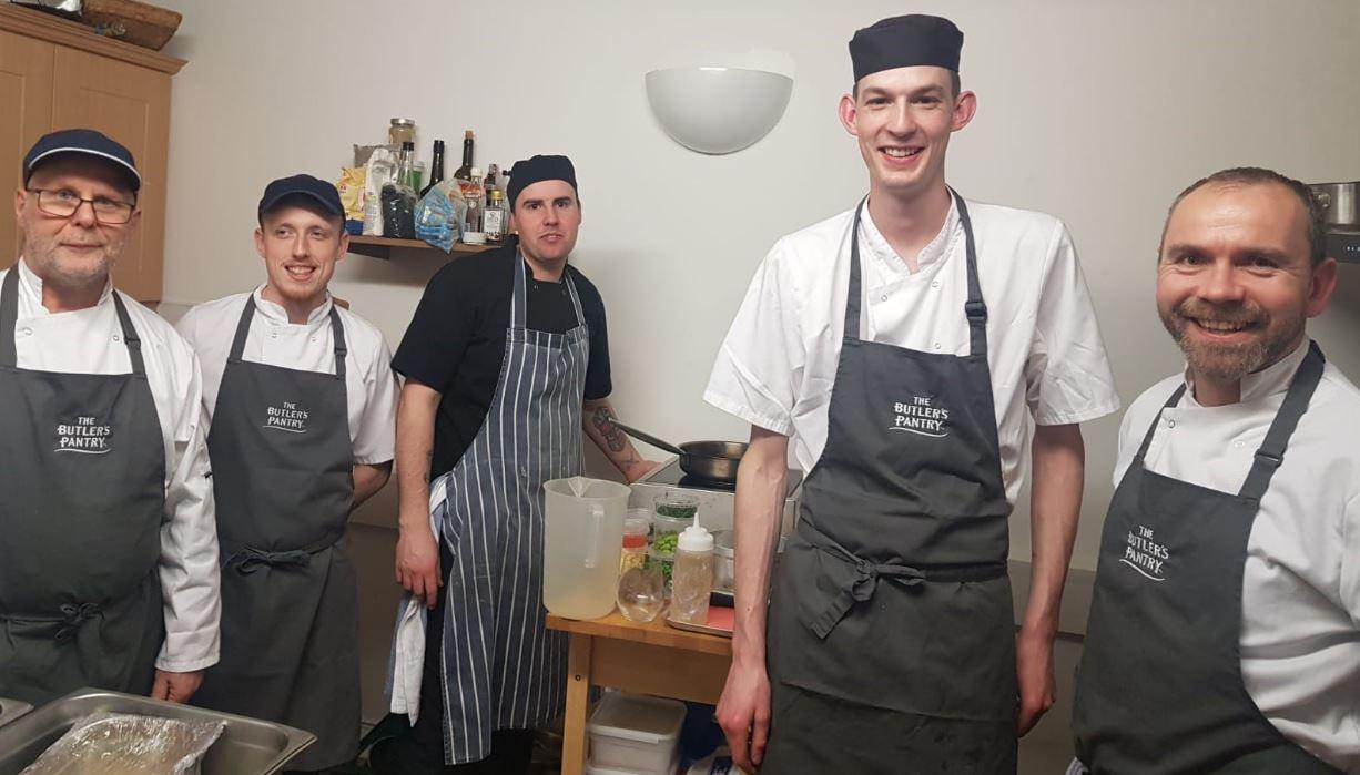 chef challenge butler's pantry food dublin