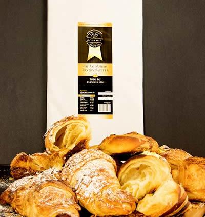 Pastry Butter – An Leabhar