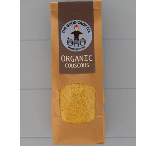 The Good Crop Co Organic Couscous