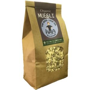 The Good Crop Co Organic Muesli
